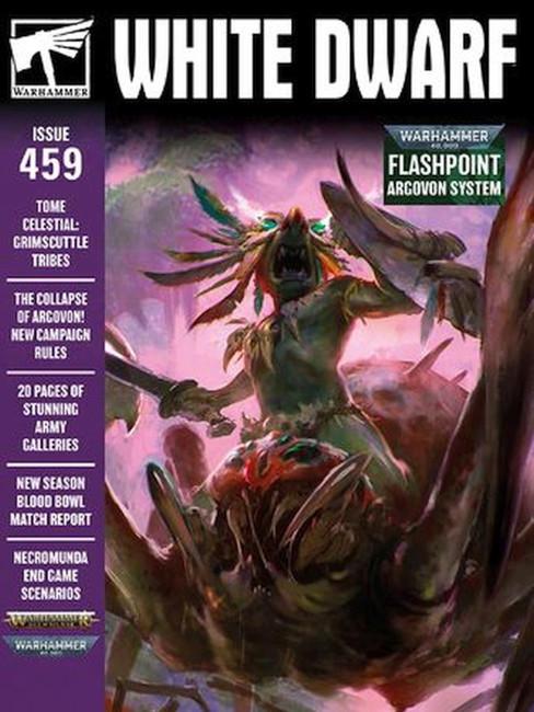 459 White Dwarf 459 (December-2020) (English)