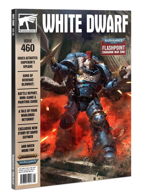 460 White Dwarf 460 (January-2021) (English)