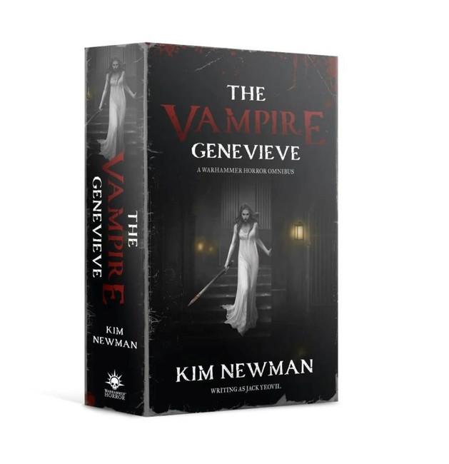 The Vampire Genevieve (Paperback)