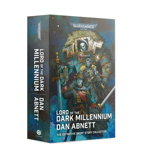 Black Library: Lord Of The Dark Millennium (Paperback)