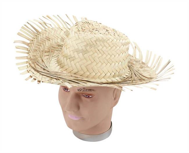 Beachcomber. Men's Straw Hat.