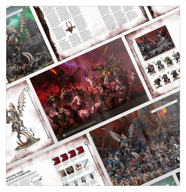 Battletome: Slaves To Darkness (Hardback)(English)