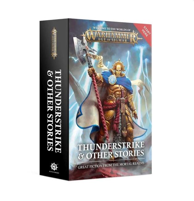 Thunderstrike & Other Stories (Paperback)