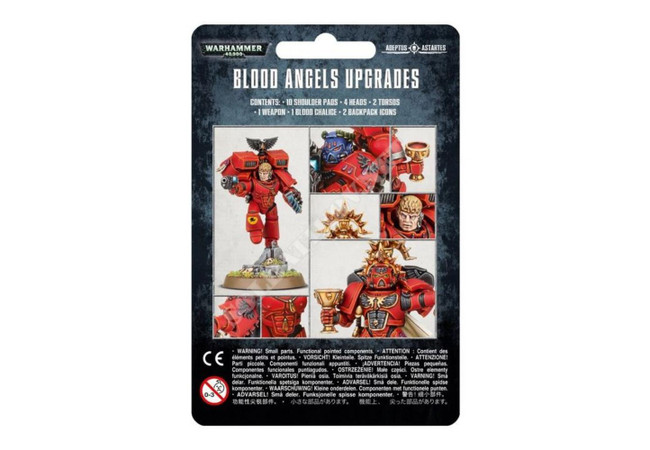Blood Angels: Upgrades