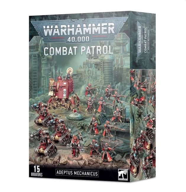 Adeptus Mechanicus: Combat Patrol