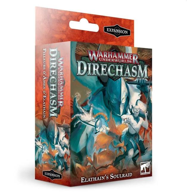 Warhammer Underworlds: Elathain's Soulraid Eng