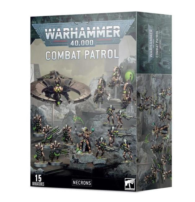 Necrons: Combat Patrol