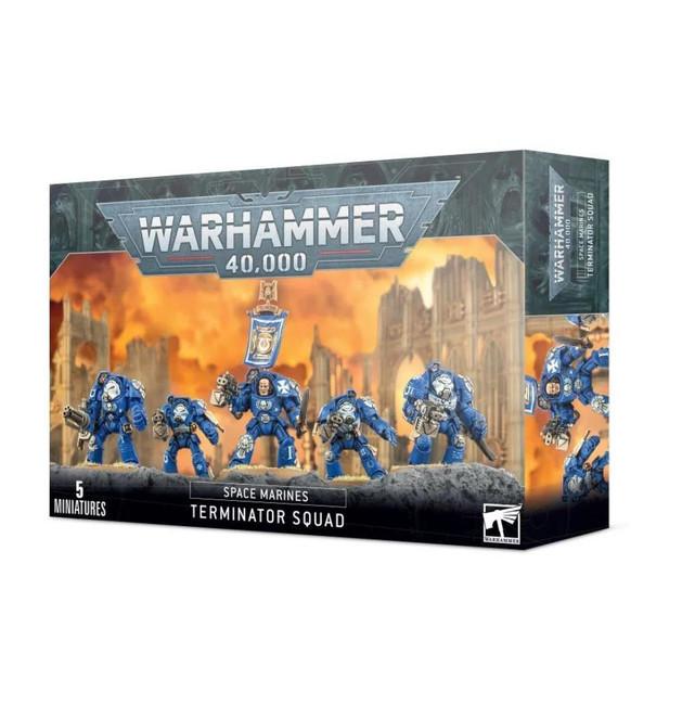 Space Marines: Terminator Squad