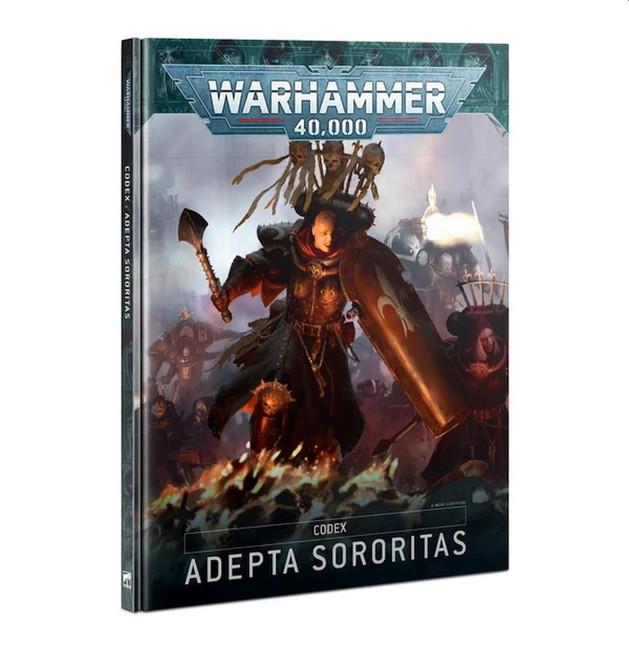 Codex: Adepta Sororitas: (Hardback) (English), Warhammer 40,000