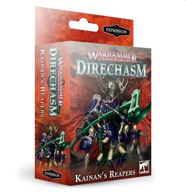 Warhammer Underworlds: Kainan's Reapers (Eng)