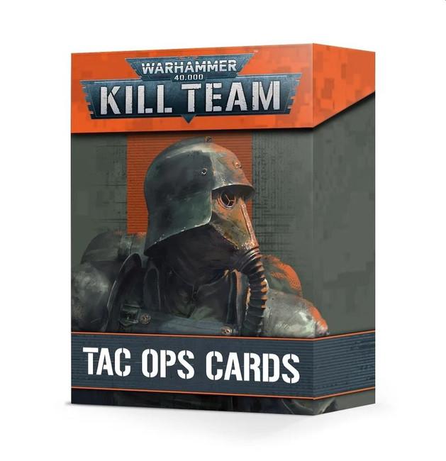 Kill Team: Tac Ops Cards (English)