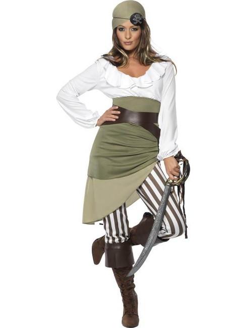 Shipmate Sweetie Costume, UK Dress 16-18
