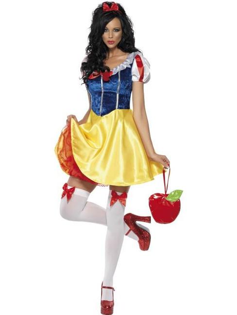 Fever Fairytale Costume, UK Dress 4-6