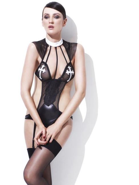 Fever Nun, Bad Habit, UK Dress 8-10