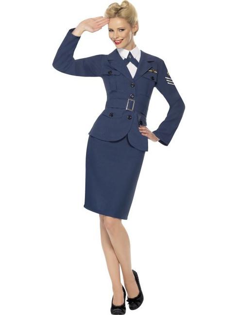 WW2 Air Force  Captain, UK Dress 16-18