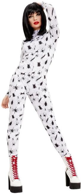 Bug Costume, Womens Halloween Fancy Dress, UK Size 4-6