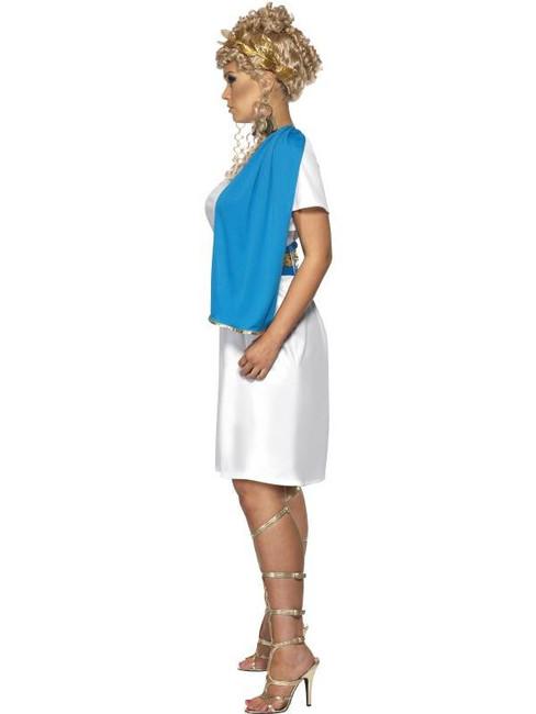 Roman Beauty Costume, UK Dress 12-14