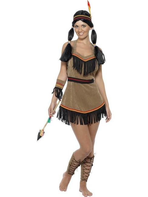 Indian Woman Costume, UK Dress 8-10