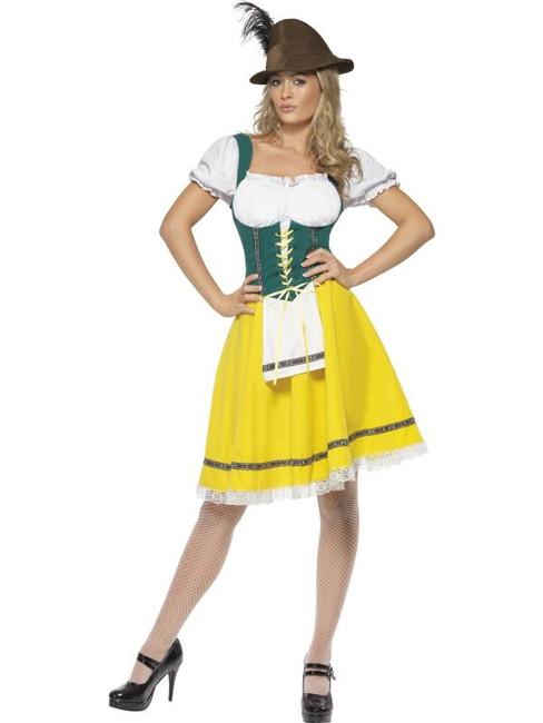 Oktoberfest Costume, , UK Dress 20-22
