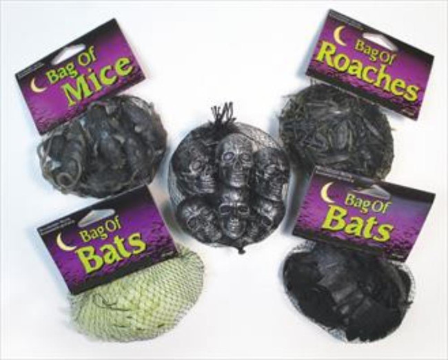 Creepy Creatures, Bag of Roaches, 40 Cockroaches