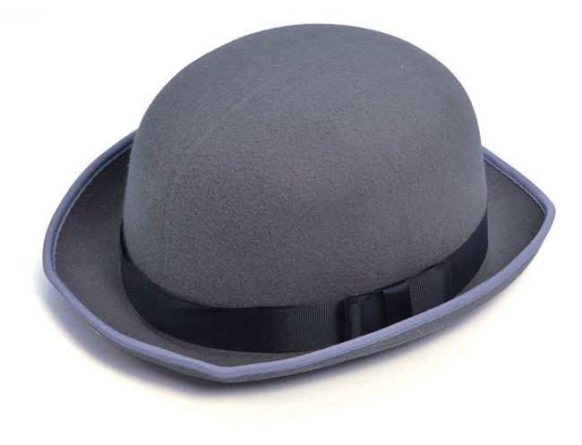 Bowler Hat, Grey