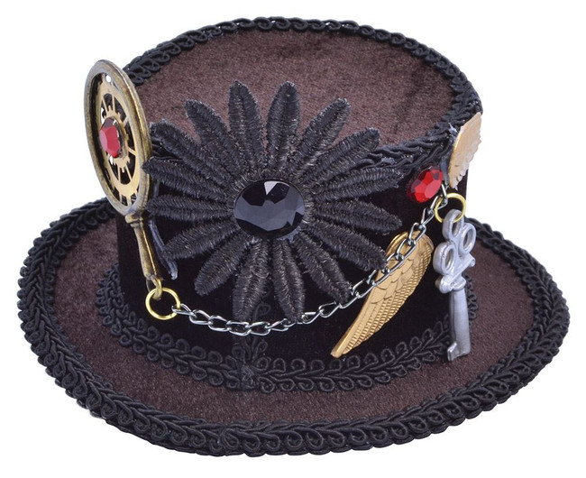 Steampunk Top Hat (Mini)