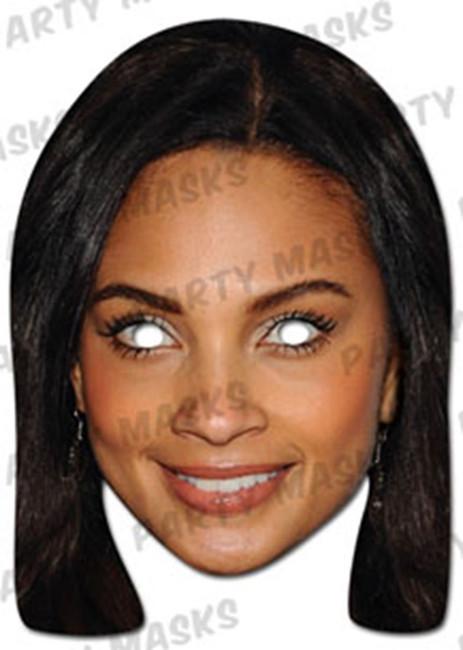Alesha Dixon Celebrity Face Card Mask