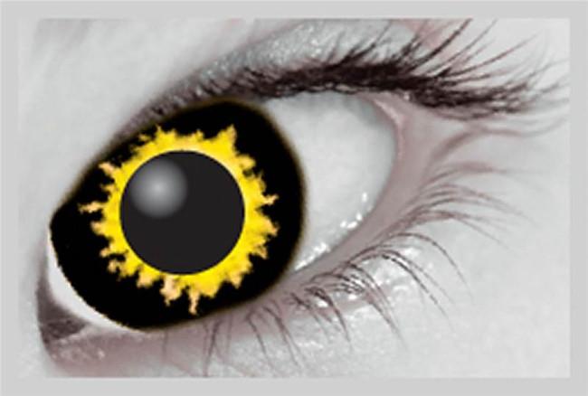 Xtreme Eyez. 1 Day Lens. Wolf