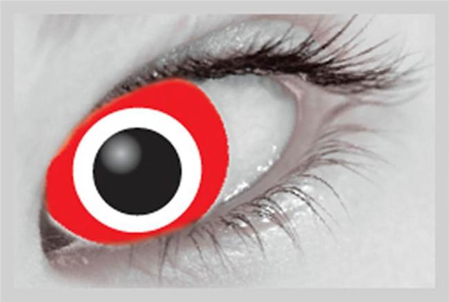 Xtreme Eyez. 1 Day Lens. Assasin