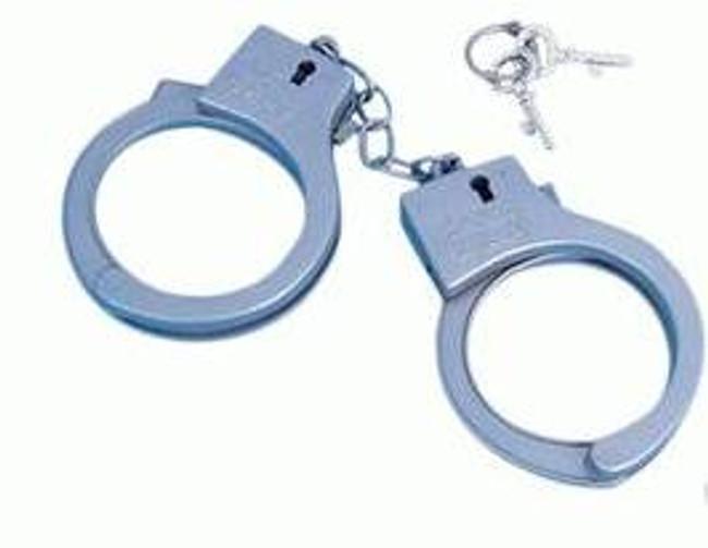 Plastic Handcuffs.