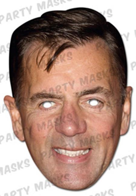 Duncan Bannatyne Celebrity Face Card Mask