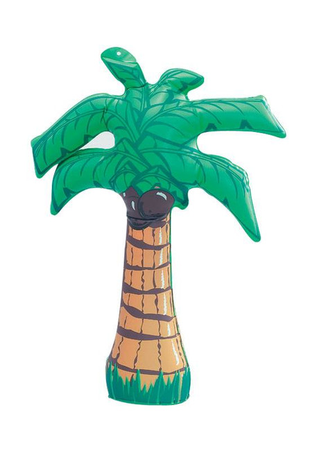 "Inflatable Palm Tree, Small 18""."