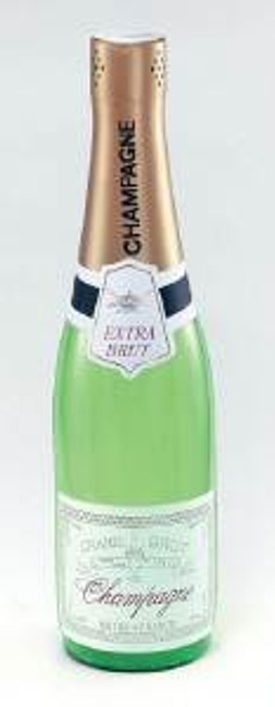 "Inflatable Champagne Bottle 30""."