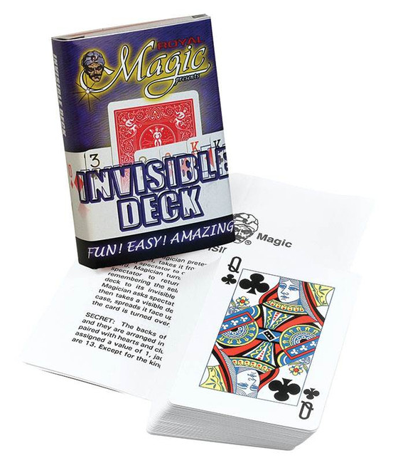 Invisible Deck - Royal.