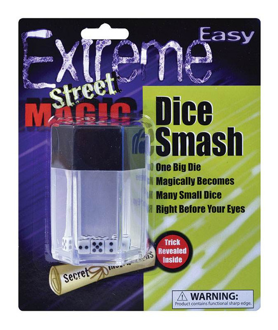 Dice Smash (Explosion) New Supplier.