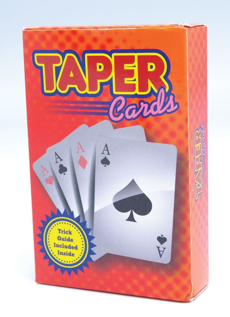 Trick Pack/Cards Wizard Taper.