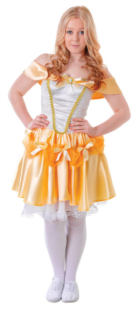 Belle, Teen Costume