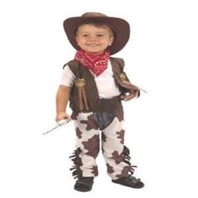 Cowboy Toddler.  90-104cm.