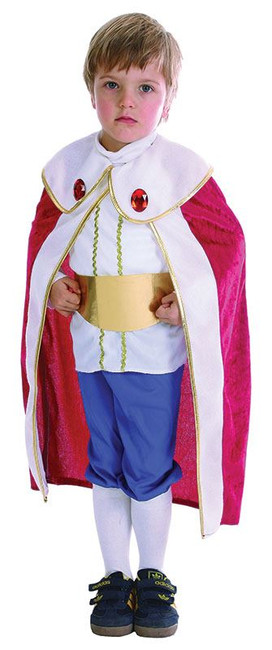 King Toddler.  90-104cm.