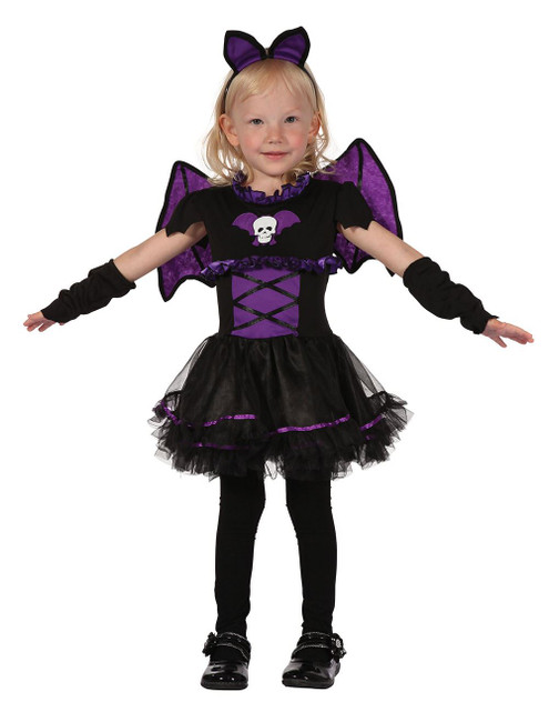 Bat Princess. Toddler, Childrens Fancy Dress Costume