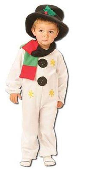Snowman Toddler.  90-104cm.