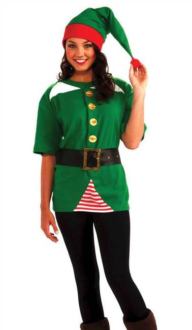 Jolly Elf Costume.