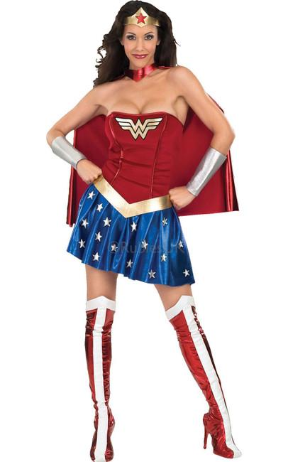 Wonder Woman, Deluxe, Medium