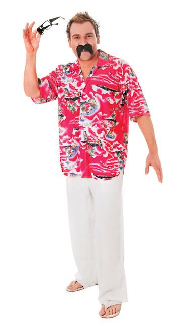 Hawaiian Floral Shirt.