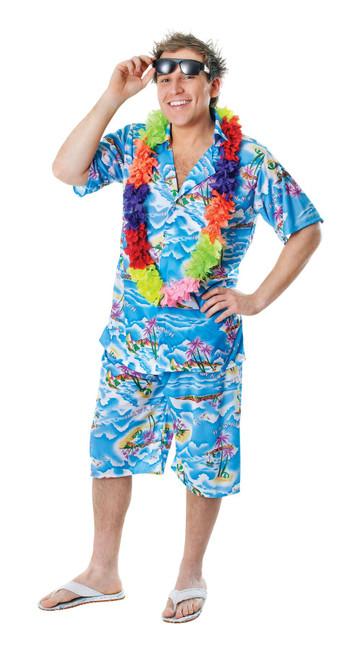 Hawaiian Man's Costume.