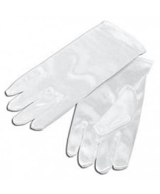 Childs White Gloves.