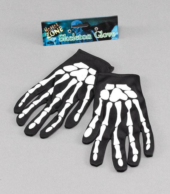 """Gloves. Skeleton 9""""."""
