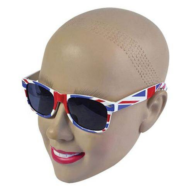 Union Jack Sunglasses.