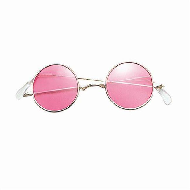 Lennon Glasses. Pink.