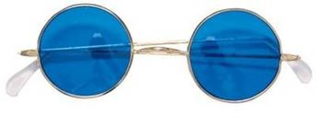 Lennon Glasses - Blue.
